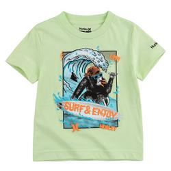 Big Boys Surfing Chimp T-Shirt