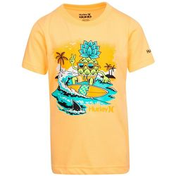Hurley Big Boys Pineapple Vibe T-shirt