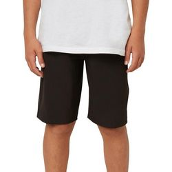 O'Neill Big Boys Solid Hybrid Shorts