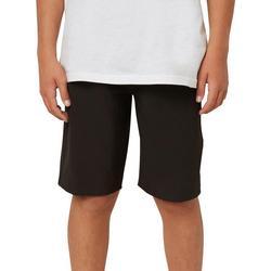 Big Boys Solid Hybrid Shorts