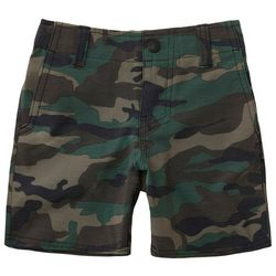 O'Neill Big Boys Camo Tropic Hybrid Shorts