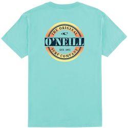 O'Neill Big Boys Pop Circle Logo T-Shirt