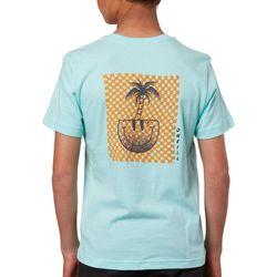 O'Neill Big Boys Smile Palm Tree T-Shirt