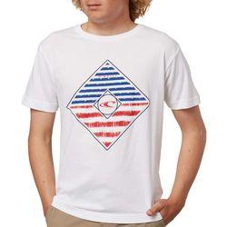 O'Neill Big Boys Overtime Americana T-Shirt