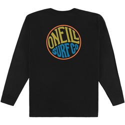 O'Neill Big Boys Long Sleeve Rounders T-Shirt