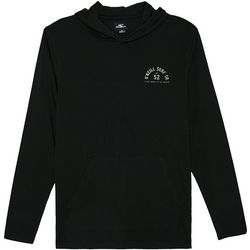 O'Neill Big Boys Long Sleeve Fifty Two Solid Hoodie
