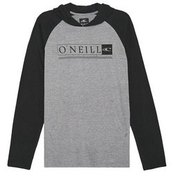 O'Neill Big Boys Long Sleeve Fields Pullover