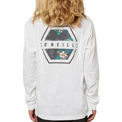 O'Neill Big Boys Long Sleeve Phil Floral T-Shirt