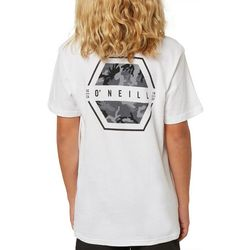 O'Neill Big Boys Phil Camo T-Shirt