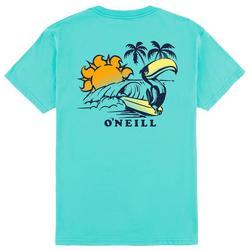 Big Boys Surfing Toucan T-Shirt