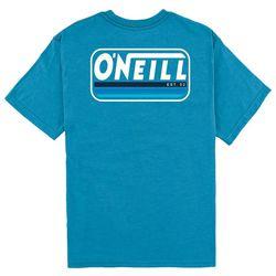 O'Neill Big Boys Vintage Logo Graphic Print T-Shirt