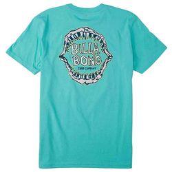 Billabongs Big Boys Jaws Short Sleeve T-Shirt