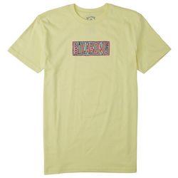 Billabongs Little Boys Doodle Logo Short Sleeve T-Shirt