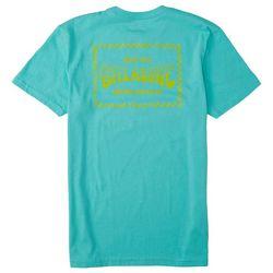Billabongs Big Boys Supply Wave Short Sleeve T-Shirt