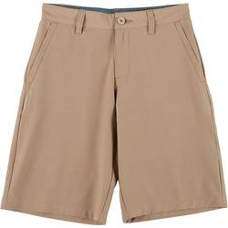 Big Boys Solid Hybrid Shorts