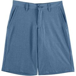 Big Boys Heather Hybrid Shorts