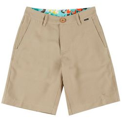 Big Boys Solid Shorts