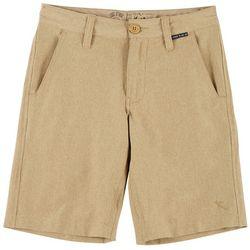 Lost Big Boys Heather Hybrid Shorts