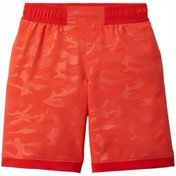 Columbia Big Boys Sandy Shores Camo Boardshorts
