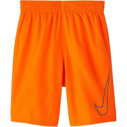 Nike Big Boys Swoosh Swim Shorts