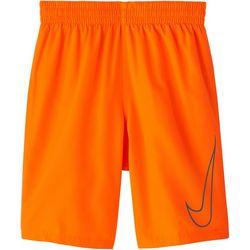 Big Boys Swoosh Swim Shorts