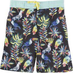 Tommy Bahama Big Boys Tropical Birds Swim Trunks