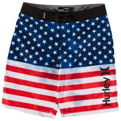 Big Boys Americana Boardshorts