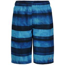 Big Boys Chunky Stripe Swim Trunks