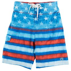 Ocean Current Big Boys Brocana Boardshorts