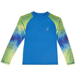 Big Boys Warped Dorado Rashguard