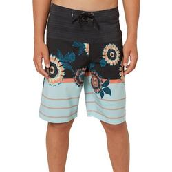 Big Boys Hyperfreak Heist Print Boardshorts