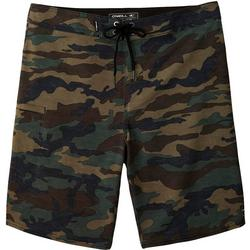 Big Boys Hyperfreak Camo Boardshorts