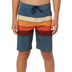 Big Boys Hyperfreak Heist Line Boardshorts