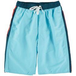 Burnside Big Boys Side Stripe Boardshorts