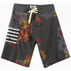 Lost Big Boys Dark Flower Boardshorts