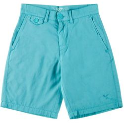 Big Boys Faded Walk Shorts
