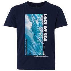 Big Boys Lost At Sea T-Shirt