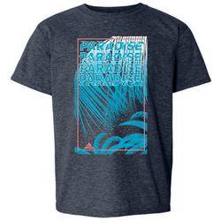 Awayalife Big Boys Paradise T-Shirt