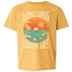 Awayalife Big Boys Long Days T-Shirt
