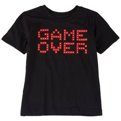 ADTN Big Boys Game Over T-Shirt