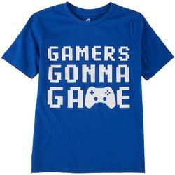 Big Boys Gamers Gonna Game T-Shirt