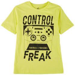 ADTN Big Boys Control Freak T-Shirt