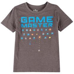 Little Boys Game Master T-shirt