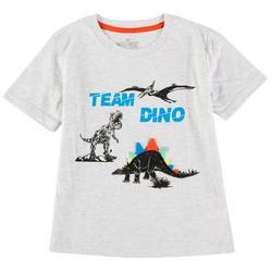 Little Boys Team Dino T-Shirt