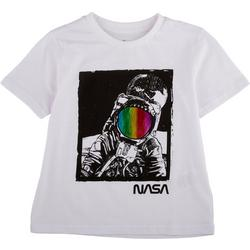Little Boys Nasa T-Shirt