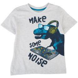 Little Boys Make Some Noise T-Shirt