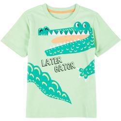 Little Boys Later Gator T-shirt
