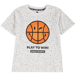 Little Boys Play To Win T-Shirt