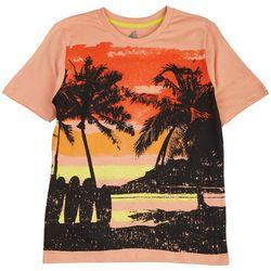 ADTN Big Boys Sunset T-Shirt