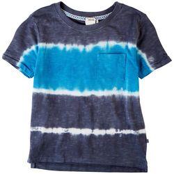 Reverse Threads Little Boys Global Tie Dye T-Shirt